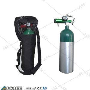 Wholesale Aluminum Portable Oxygen D Cylinder pictures & photos