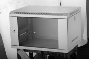 """Wall Mounted Cabinet for 19"""" Equipments (WB-WM-A) pictures & photos"""