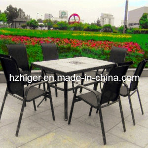 Outdoor Chairs and Table pictures & photos
