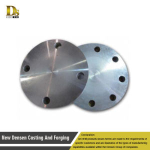 OEM Carbon Steel Forging Blind Flange pictures & photos