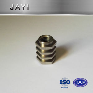 Hex Nut for Insert, Stainless Steel Nut, CNC Machined Parts, Turning Parts pictures & photos