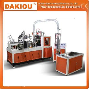 Good Quality Ultrasonic Paper Cup Making Machine pictures & photos