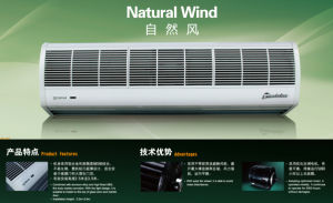 High Efficiency Cooling Air Door/Air Curtain with CE (Cross Flow) pictures & photos