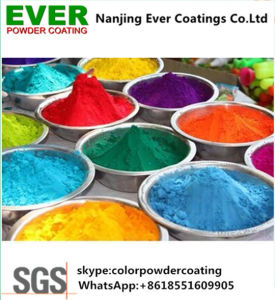 Sublimation Aluminium Wood Finish Polyester Electrostatic Spray Powder Paint Powder Coating pictures & photos