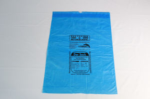 Colored Drawstring Trash Garbage Bag (customized) pictures & photos