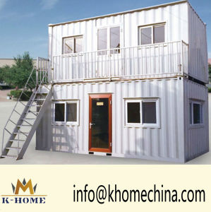 Good Quality Prefabricated Container Modular House pictures & photos