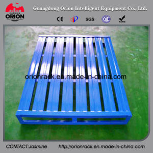 Lightweight Industrial Stainless Steel Pallets with 4 Way / 2 Way Entry, Custom pictures & photos
