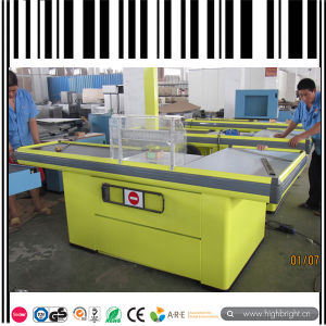 Modern Shop Cashier Money Checkout Table pictures & photos