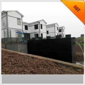 Buried Congregater Domestic Water Treatment with Ce Certificate pictures & photos