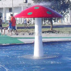 Water Spray Fiberglass Raining Mushroom pictures & photos