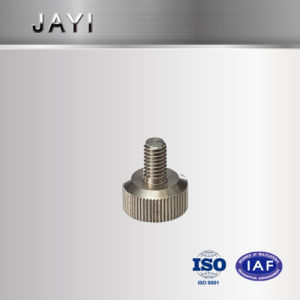 Adjust Screw of Carbon Steel, Nickel Plated, CNC Machined Parts pictures & photos