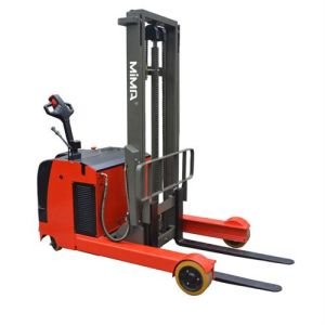 2017 Top Selling 1ton 24V Electric Reach Truck for Sale pictures & photos
