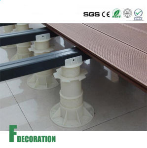 Cheap Plastic Adjustable Pedestal for Supporting Outdoor Floor pictures & photos