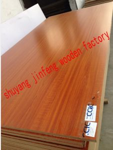 High Quality Cherry Kenya Market for Cabinet Melamine MDF pictures & photos