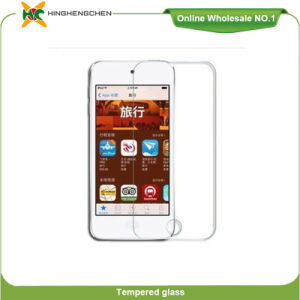 Ultra Thin Tempered Glass Phone Screen Protector for iPod Touch5 pictures & photos
