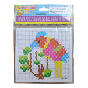 DIY Sewing Craft Cross Stitch Fun for Children (SF-358)