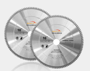 Cutting Thin Wall Profiles Tct Saw Blades pictures & photos