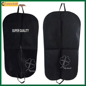 Foldable Garment Bag with Zipper Suit Cover (TP-GB087) pictures & photos