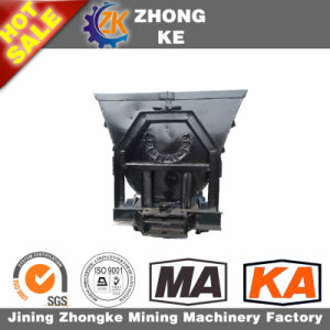China Zhongke Dumping Mine Cars pictures & photos