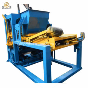 Qt4-15 Automatic Hollow Block Making Machine Price List of Concrete Block Making Machine pictures & photos