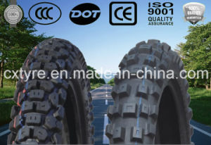 Special Manufacturer of Motorcycle Tire (4.10-18 90/90-18 2.75-21) pictures & photos