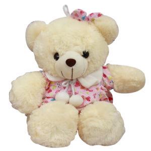 2012 Cute Mini Magic Christmas Bear Plush Toy pictures & photos