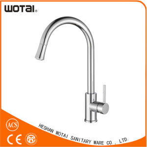 Simple Design Cheap Price Pull out Kitchen Faucet pictures & photos