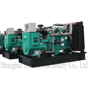 Cummins 6CTA CNG LNG Methane engine 150KW genset generator set pictures & photos