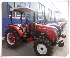 Tractor 45HP 4WD with Ce Certification pictures & photos