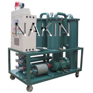 Jl-50 Portable Used Insulating Oil Purification Machine pictures & photos