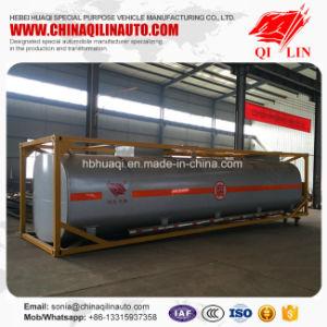 Skeleton Frame Enclosed Chemical Liquids Transport Tanker Trailer pictures & photos