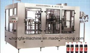 Automatic Carbonated Drinks Bottling Machine pictures & photos