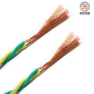 PVC Pair Cable, PVC Twinsted Cable pictures & photos