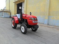 Economic Farm Tractor 40HP 4WD Tractor with Ce