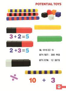 Plastic Mathematics Stacking Cubes