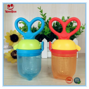 Baby Food Dispenser with Silicone Net for Teething Baby pictures & photos
