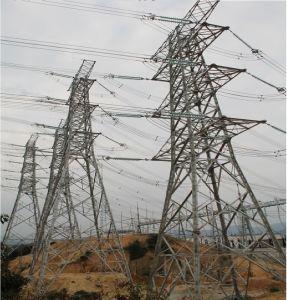 400kv Transmission Angle Steel Tower
