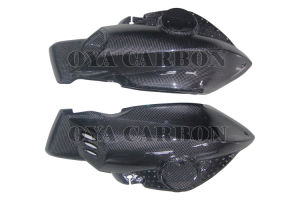 Carbon Fiber Air Box Covers for BMW K1200r pictures & photos