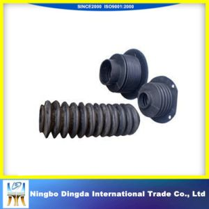 Precision Silicone Rubber Molded Parts pictures & photos