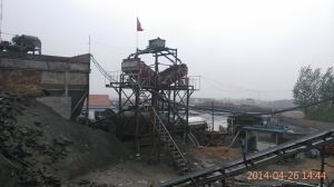 High Frequency Electromagnetic Mining Equipment/Vibrating Screen Classifier for Cement Plant pictures & photos