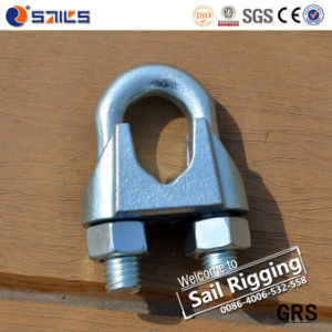 """5/8"""" Galvanized Us Type Malleable Wire Rope Clip pictures & photos"""