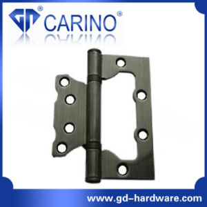 """Flush Hinge 4"""" Iron (HY832) pictures & photos"""