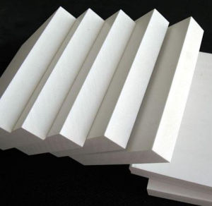 Eco- Friendly Waterproof PVC Sheets, White PVC Foam Board pictures & photos