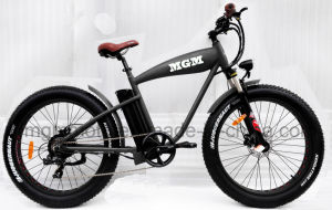 26inch Harley Fat Tire Big Power 500W Mountain Electric Bike pictures & photos
