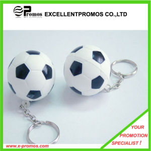 Promotional Top Quality Cheap PU Stress Ball Keychain (EP-K9034) pictures & photos