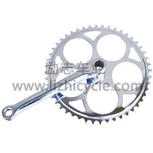 Aluminum Material Bike Parts Crank and Chainwheel pictures & photos