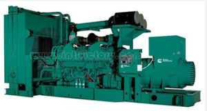 1800kw Indoor Type Diesel Generator with Cummins Engine for Home & Commercial Use pictures & photos