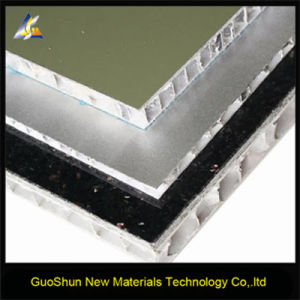 Moisture Proof Building Materials Aluminum Honeycomb Sandwich Panel pictures & photos