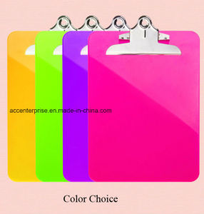Promotion A4 Clipboard Folder pictures & photos