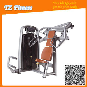 Strength Equipment Commercial Incline Chest Press Tz-6040/Fitness Chest Machine pictures & photos